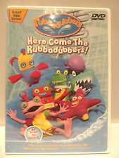Here Come The Rubbadubbers! DVD NEW Kids TV Show Nick Jr.
