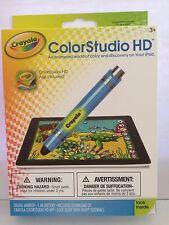 Crayola Color Studio HD Blue Pen