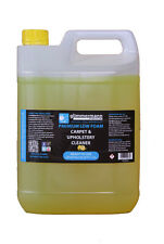 Glimmermann Low Foam Carpet and Upholstery Cleaner Tough Stain Remover 25L