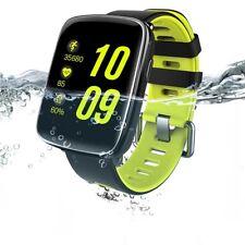 GV68 Smart Watch IP68 Pulsmesser Tracker Sleep Monitor Schrittzähler Sync SMS