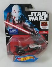 2017 Hot Wheels CHARACTER CARS STAR WARS THE INQUISTOR