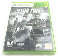 Star Trek (Microsoft Xbox 360, 2013) New Sealed
