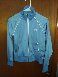 Nike UNC North Carolina Tar Heels Full Zip  Jacket Youth Small 4-6  Basketball