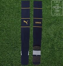 Arsenal Away Socks  - Official Puma Boys Football Socks - All Sizes