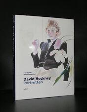 David Hockney # PORTRETTEN # Ludion, 2003, nm+