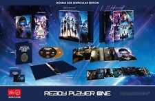 Ready Player One 3D+2D Blu-ray SteelBook HDZeta Ex.Double Lenticular