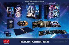 Ready Player One 3D+2D Blu-ray SteelBook HDZeta Ex.Double Lenticular - PREORDER