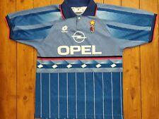 ULTRA RARE - AC MILAN ITALY 1995/1996 AWAY FOOTBALL SHIRT JERSEY  MAGLIA LOTTO