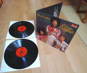 Electric Ladyland - Jimi Hendrix Experience - LP Album - Polydor 184183 Gatefold