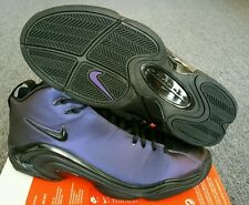 Nike Air Pippen II Mens SZ 12 Eggplant Pippen 2 Basketball Shoes RARE 312545 500