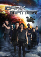 Dark Matter: Complete Series - 5 DISC SET (2016, DVD New)