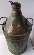 Sir Robert Burnett Distillers TOOLEY Street LONDON Antique Gin Container Bottle