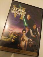Dvd   STAR WARS VI el imperio contraataca  ( coleccionistas )