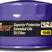 Royal Purple 10-454 Extended Life Canister Oil Filter Purple Steel - Screw-On