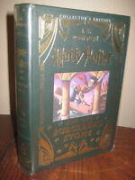 Harry Potter Sorcerer's Stone J.K. Rowling 1st Collector's Edition Fantasy Movie