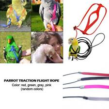 Parrot Flying Harness Leash Anti-bite Traction Rope Outdooor Bird Training Rope