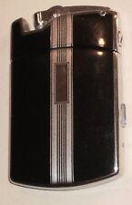 Vintage Art Deco Ronson Tuxedo Lighter and Cigarette Case 1930s/40s