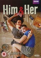 Him & Her : Series 1 (2 DVD)