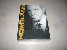 HOMELAND DVD THE COMPLETE SEASON 1 & 2  BOX SET  BRAND NEW AND SEALED