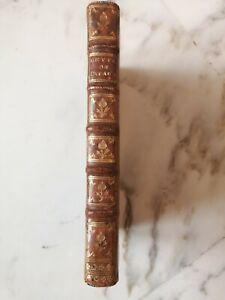 Rare Ouvrage Lettres Sur L'esprit De Patriotisme Londres 1750 EO Bolingbroke