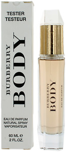 Body By Burberry For Women EDP Spray Perfume 2oz Tester New