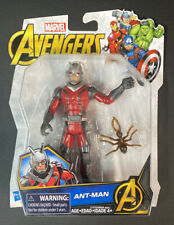 """ANT-MAN ( 6"""" ) VERY HARD-TO-FIND ( 2017 ) MARVEL AVENGERS ACTION FIGURE NRFP NEW"""