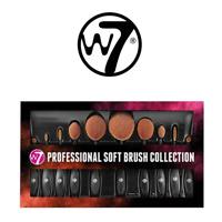 Makeup Brush Set W7 Professional Soft Brush Collection