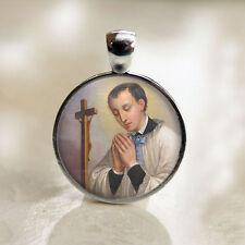 St Aloysius Gonzaga Catholic Pendant Religious Medal. Buy Online Christian Store