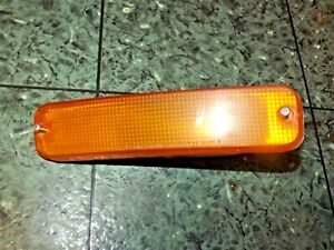 OEM 90-92 Isuzu Impulse JT22 front turn signal blinker light lamp 230-21453 L FL