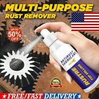 Rust Inhibitor Rust Remover Derusting Spray Car Maintenance Cleaning Tool New