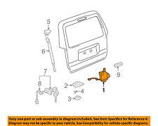TOYOTA OEM 03-09 4Runner Back Door-Lock Actuator Motor 6911035090