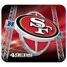 SAN FRANCISCO 49ERS MOUSE PAD New Football Mousepad - Gifts for NFL Sports Fans