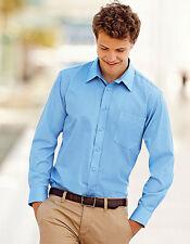 Normale Maschinenwäsche Klassische Herrenhemden mit Krempelärmel-Ärmelart ohne Mehrstückpackung