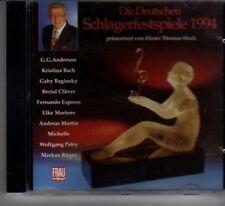 (BB528) Die Deutschen Schlagerfestspiele 1994 - CD