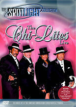 The Chi-Lites Live. NEW DVD