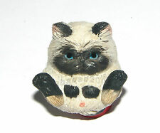 Takara Tomy Capsule Cat Soul neo Nekodamashi Mascot Part1 Chatora 茶トラ Figure