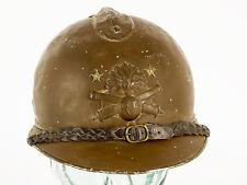 Robby Wilson WWI French Brigade General Lightweight Helmet