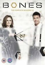 Bones Seasons 1-8 5039036060806 DVD Region 2