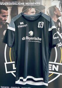 Original Trainingsshirt TSV 1860 München 19/20   Michael Köllner   Rarität Gr.L