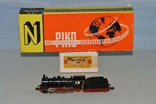 RARE N Scale Vintage PIKO BR 55 DR 0-8-0 Steam Locomotive & Tender w/ Orig. Box