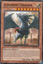 1x YuGiOh Judgment Dragon - PGLD-EN072 - Gold Rare - Unlimited Edition Near Mint