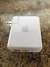 APPLE AirPort Express 802.11n Wi-Fi Base Station Model A1264