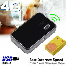 Unlocked 3560mAH Portable Wireless 3G/4G LTE Wifi Router Mobile Hotspot Modem