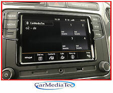 Original VW Radio Composition Touch Media RCD330 Bluetooth, USB, Mirrorlink, RFK