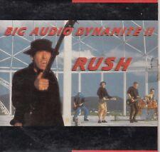 RUSH Big Audio Dynamite II CD Single - Card Sleeve