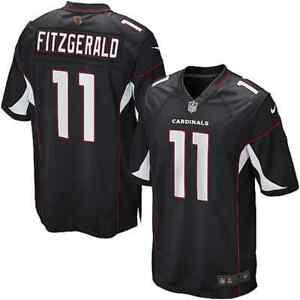 Brand New 2021 NFL Arizona Cardinals Larry Fitzgerald Nike Game Player Jersey 11