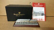 Royal Hampshire Pewter Model of The Mallard Boxed