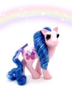 ⭐️ My Little Pony ⭐️ G1 Vintage Eyelash Princess Royal Pink Gorgeous!