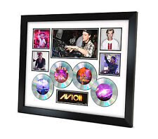 Tim Bergling - Avicii Signed Music Memorabilia - Limited Edition - COA - Framed