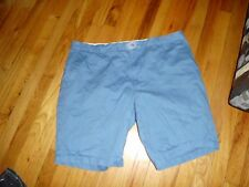 Men's Dockers Blue Shorts Size 42 Very Good Condition